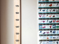 personalised height chart for kids
