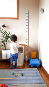 Height chart for girls, personalised growth chart.
