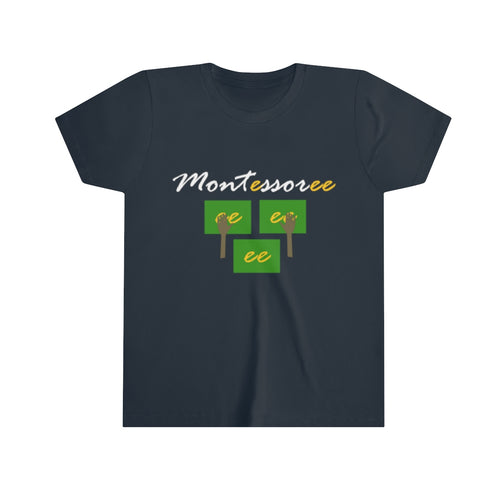 Montesoree Youth Short Sleeve Tee
