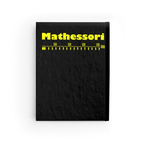 Mathessori Journal - Blank