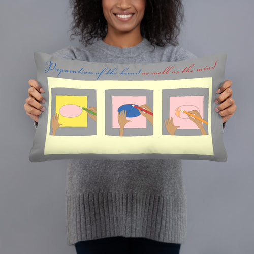 Hand&Mind Montessori Pillow
