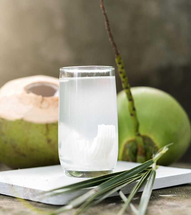 Why Coconut Water can Replace Sports Drink to Improve Performance
