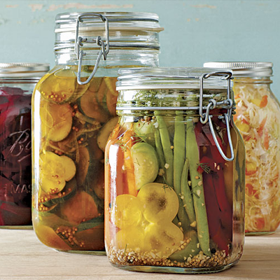 Pickles and Jars