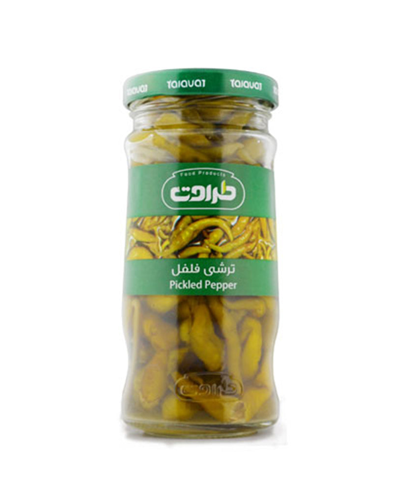 Pickled Pepper ترشی فلفل