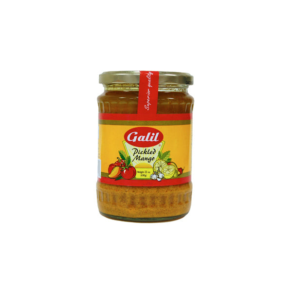 Galil Jarred Amba- Pickled Mango