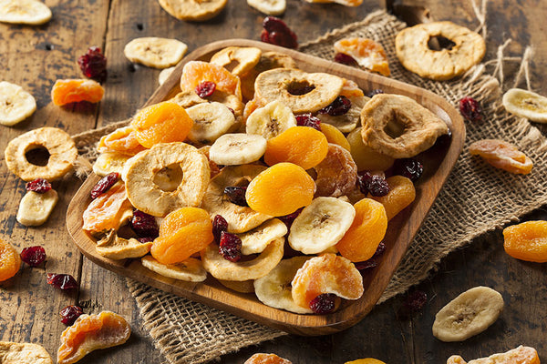 Mix Dried Fruits per 100g