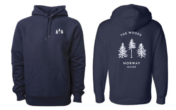 The Norway Hoodie (Navy)