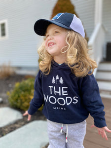 The Woods Toddler Hoodie