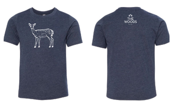 The Deer- Children's Short Sleeve