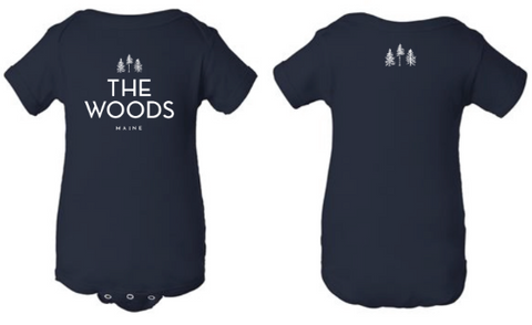 The Woodsie Onesie