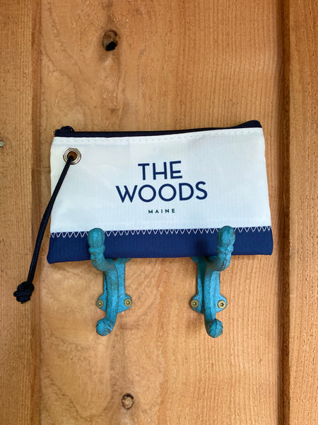 """The Woods Maine"" Sea Bags® Wristlet"