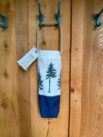 """Three Pines"" Sea Bags® Wine Tote"