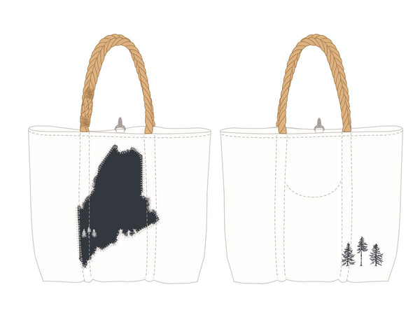 """The Norway"" Medium Sea Bags® Tote"