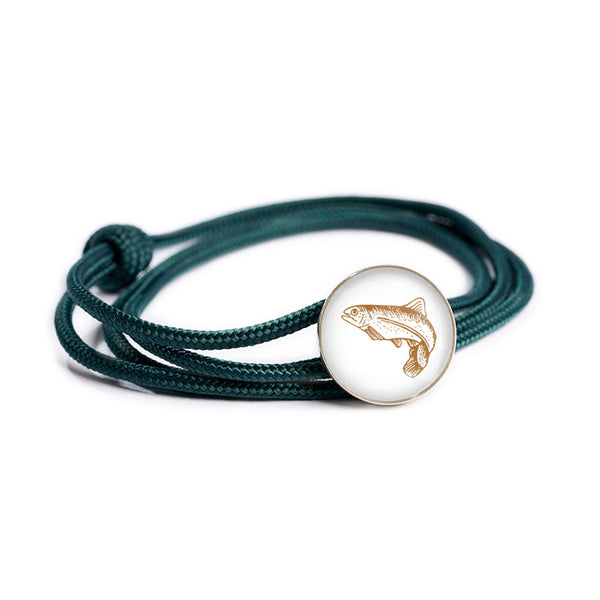 The Woods Maine Rope Bracelet (5 Designs)