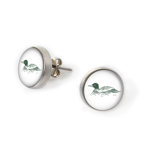 The Woods Maine Mini Stud Earrings (5 Designs)
