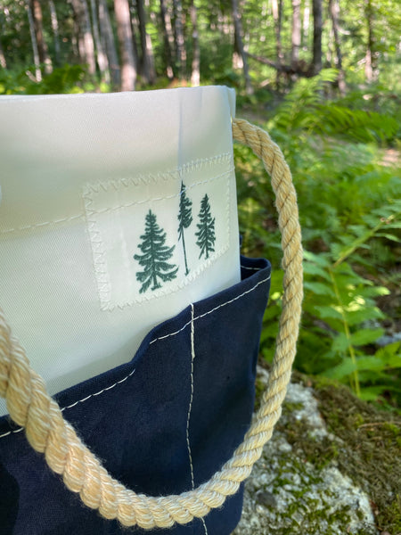 The Woods Maine: Three Pines Sea Bags® Tool Bag