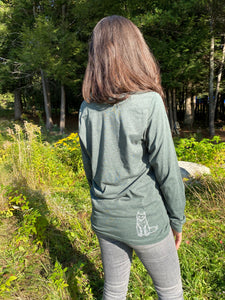 Three Pines Adult Long Sleeve: The Fox