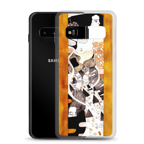 Immagine di Cover Samsung con | Subjective art LIMITED EDITION  Unisex