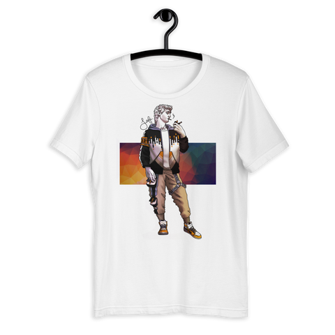 T-shirt with David | Subjective art LIMITED EDITION \ Man