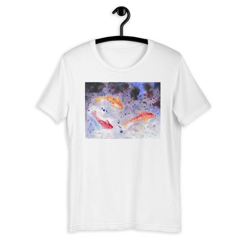 T-Shirt con Water and Sky | Unisex