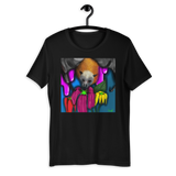 T-Shirt con Psychedelic bar on flowers | Donna