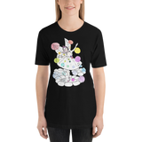 T-shirt con L'étoile | Subjective art LIMITED EDITION \ Donna