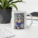 Tazza con La Gioconda | Subjective art LIMITED EDITION \ Unisex