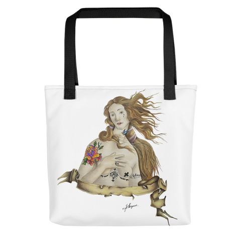 Tote bag con Venere | Subjective art LIMITED EDITION \ Donna