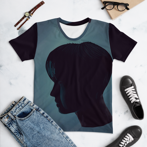 T-shirt con Bts Jhope | T-shirt with Bts Jhope \ Donna-Woman