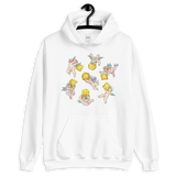 Immagine di Felpa con Angioletti | Hoodie with Angels  Donna-Woman