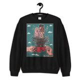 Immagine di Felpa semplice con Caffè | Sweatshirt with Coffee  Donna-Woman