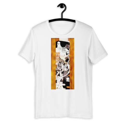 T-shirt with Giuditta | Subjective art LIMITED EDITION \ Unisex