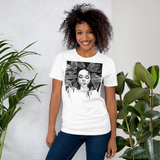 T-shirt con Dragonfly girl | Donna
