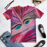 T-shirt con Look at me | Unisex