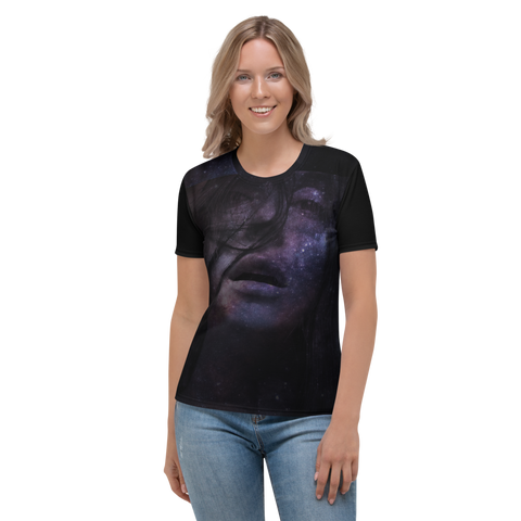 T-shirt con Into the deep | Donna