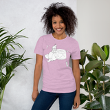 T-shirt con Milkywaes | T-shirt with Milkywaes | Donna-Woman