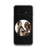 Immagine di Cover Samsung con San Sebastiano guarito da un angelo | Subjective art LIMITED EDITION  Unisex