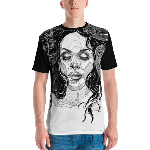 T-shirt con Dragonfly girl | Uomo