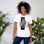 T-shirt con Fiori | T-shirt with Flowers \ Donna-Woman