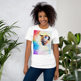 T-shirt con Gatto | T-shirt with Cat \ Donna-Woman