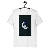 T-Shirt con Girl on the moon | Donna