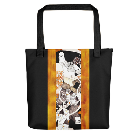 Tote bag with Giuditta | Subjective art LIMITED EDITION \ Unisex