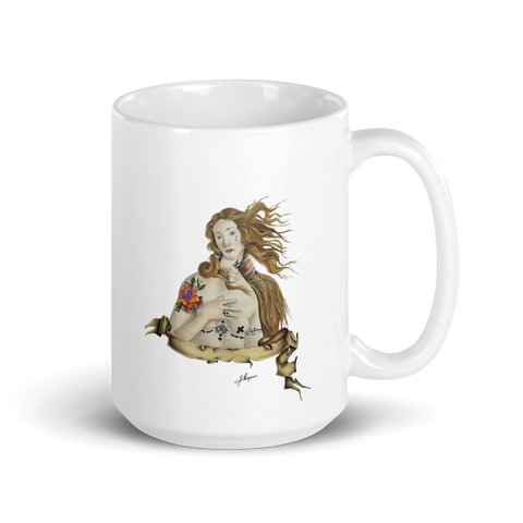 Cup with Venus | Subjective art LIMITED EDITION \ Woman