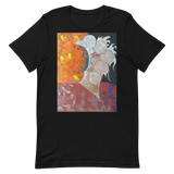 T-shirt con Fire & Darkness | Unisex