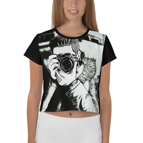 Immagine di Crop-top con Fotografo | Donna