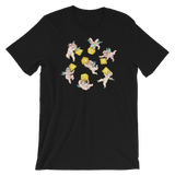 T-shirt con Angioletti | T-shirt with Angels \ Donna-Woman