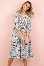 Load image into Gallery viewer, ALICE Dress in Leopard Dress Harte Style