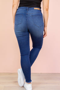 KIMMY Jeans in Ink denim Harte Style