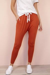 REMY Jogger - Rust Jogger Harte Style