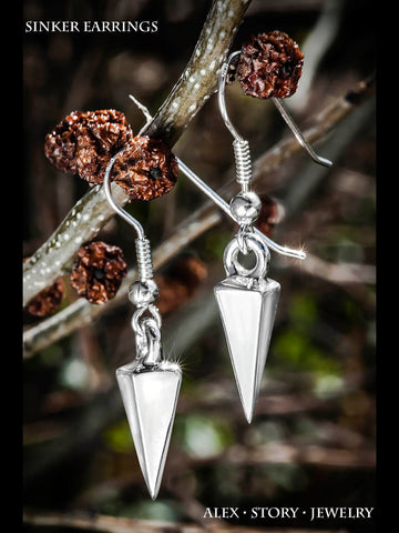 Sinker Earrings
